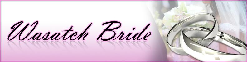 Utah wedding banner